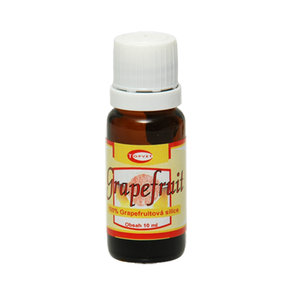 Grapefruit - 100 % silica-10ml, Topvet